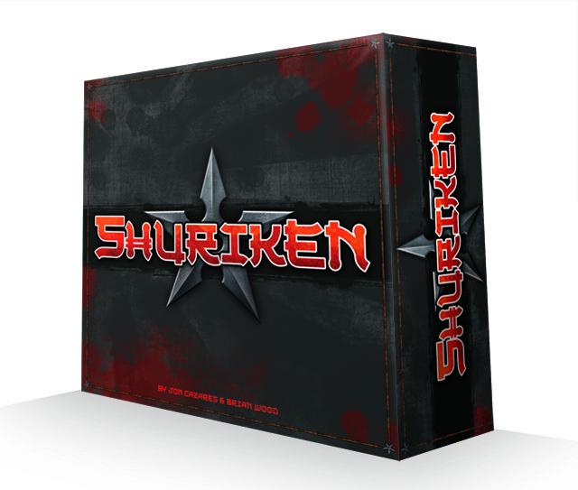 shurikenbox