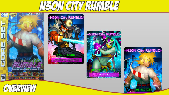 n3oncityrumbleyoutube