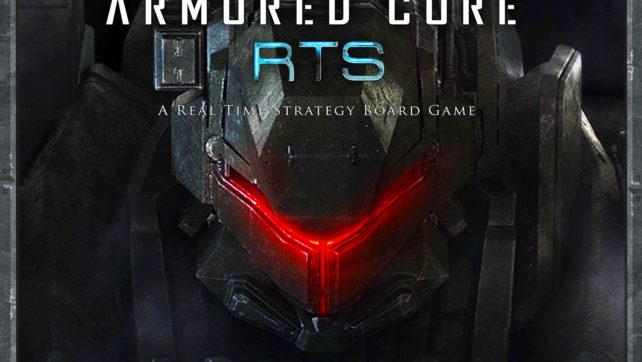 Armored CoreRTSCoverFlat
